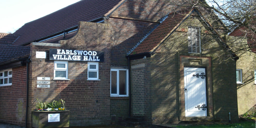 earlswood village hall